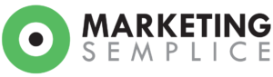 Logo Marketing Semplice